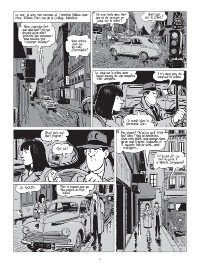Page 5 Nestor burma tome 8 - boulevard... ossements