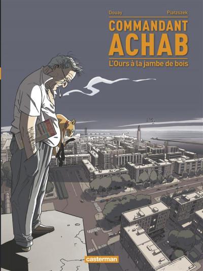 image de Commandant Achab tome 3 - l'ours à la jambe de bois