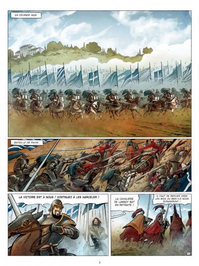 Page 1 Histoires de France tome 1 - françois 1er et le connétable de Bourbon