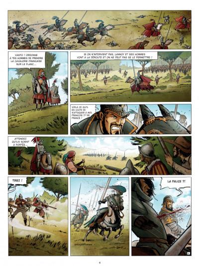 Page 2 Histoires de France tome 1 - françois 1er et le connétable de Bourbon