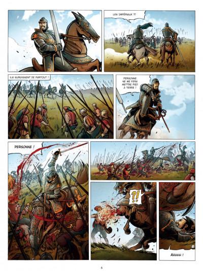 Page 4 Histoires de France tome 1 - françois 1er et le connétable de Bourbon