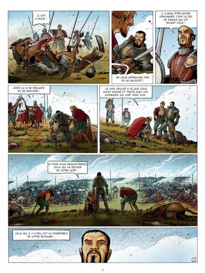 Page 5 Histoires de France tome 1 - françois 1er et le connétable de Bourbon