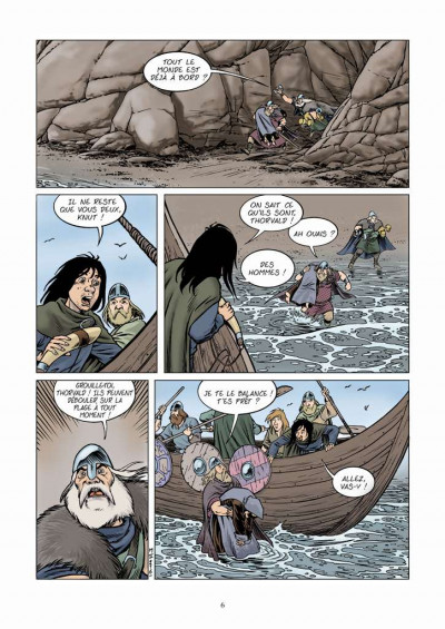 Page 2 Midgard tome 2 - vers le nord