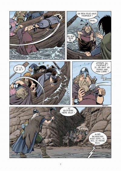 Page 3 Midgard tome 2 - vers le nord