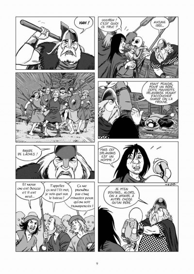 Page 5 Midgard tome 2 - vers le nord