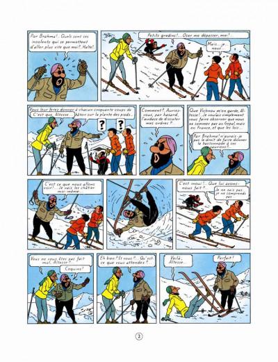 Page 2 Jo, Zette et Jocko tome 5 - La Vallée des cobras