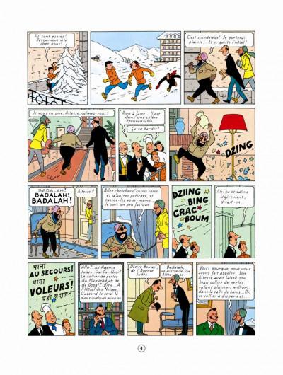 Page 4 Jo, Zette et Jocko tome 5 - La Vallée des cobras