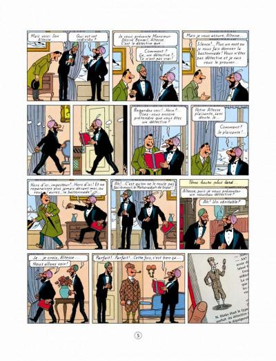 Page 5 Jo, Zette et Jocko tome 5 - La Vallée des cobras