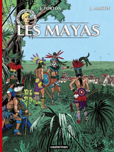 image de Les voyages d'alix - les Mayas (édition 2012)