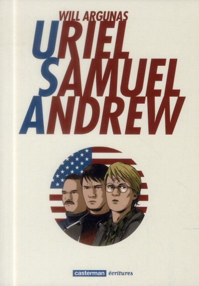 Couverture USA - Uriel Samuel Andrew