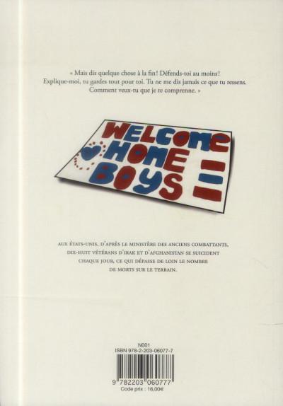 Dos USA - Uriel Samuel Andrew