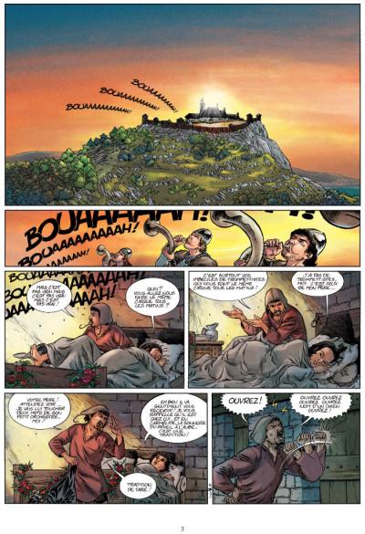 Page 1 Kaamelott tome 7 - contre-attaque en Carmélide