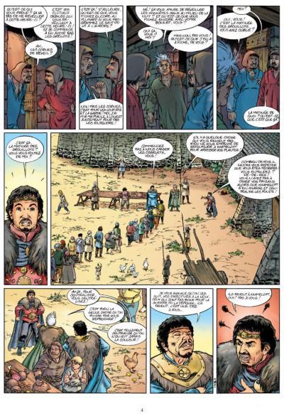 Page 2 Kaamelott tome 7 - contre-attaque en Carmélide