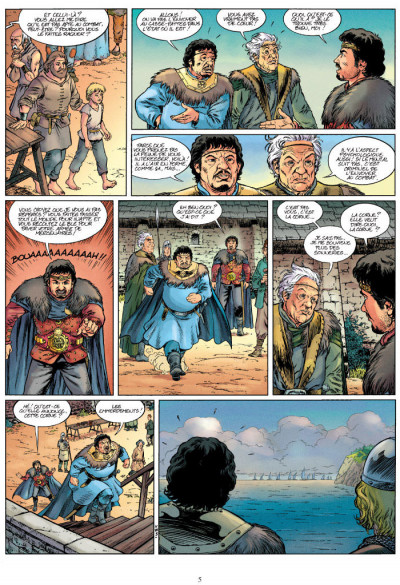 Page 3 Kaamelott tome 7 - contre-attaque en Carmélide