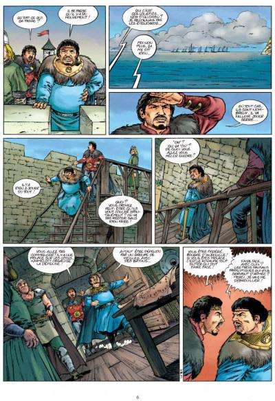 Page 4 Kaamelott tome 7 - contre-attaque en Carmélide