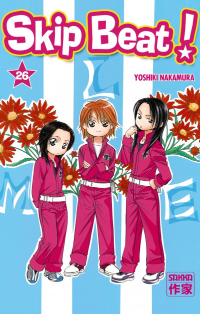 Couverture Skip beat tome 26