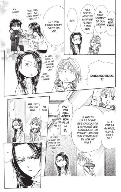 Page 4 Skip beat tome 26