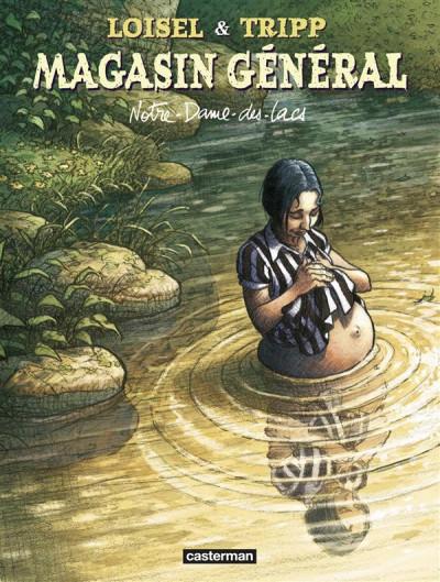 Couverture Magasin général tome 9