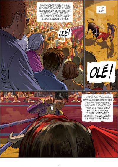 Page 3 Le tueur tome 12 - La main qui nourrit