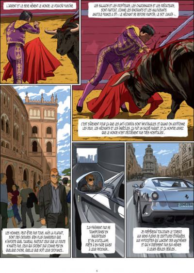 Page 4 Le tueur tome 12 - La main qui nourrit