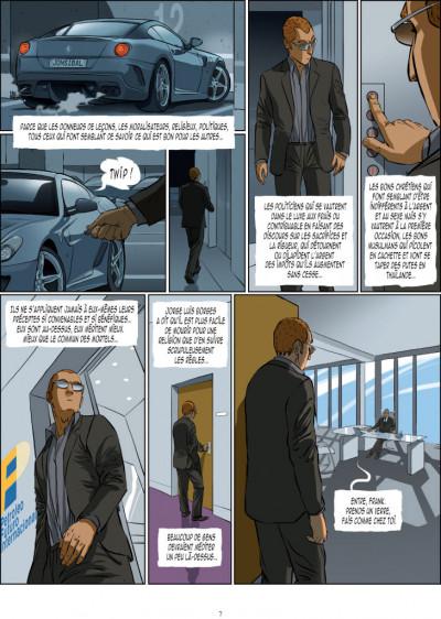 Page 5 Le tueur tome 12 - La main qui nourrit