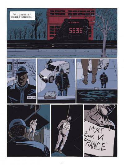 Page 1 commandant Achab tome 1 - né pour mourir