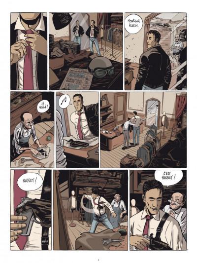 Page 2 commandant Achab tome 1 - né pour mourir