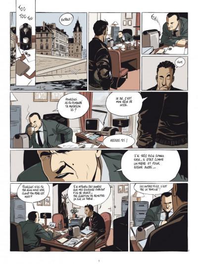 Page 3 commandant Achab tome 1 - né pour mourir