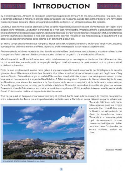 Page 1 Les voyages d'Alix - Athènes