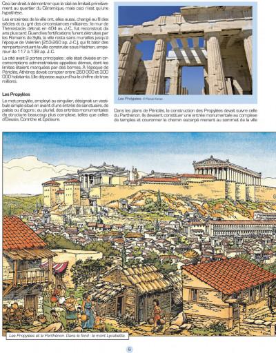 Page 4 Les voyages d'Alix - Athènes