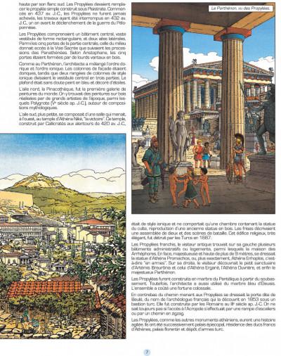 Page 5 Les voyages d'Alix - Athènes