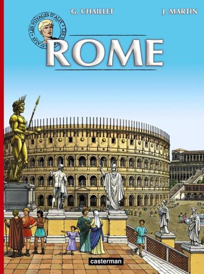 image de Les voyages d'Alix - Rome