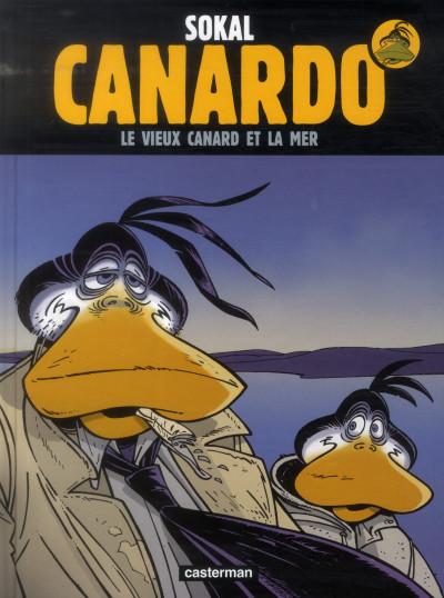 image de Canardo tome 22 - Le vieux canard et la mer