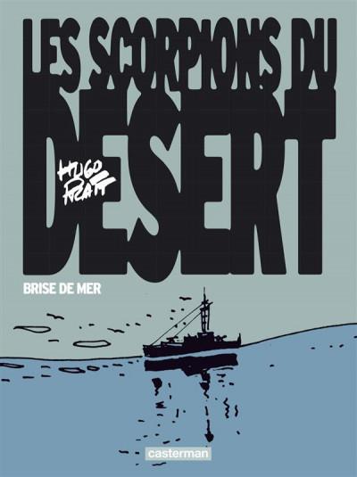 Couverture Les scorpions du désert tome 5 (édition couleur 2014)