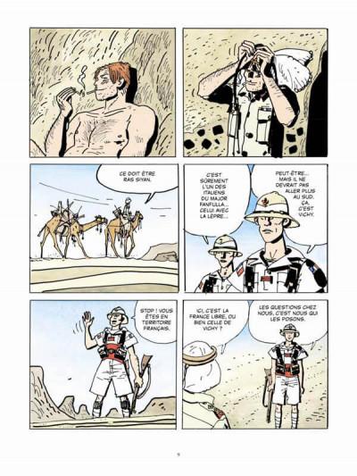 Page 4 Les scorpions du désert tome 5 (édition couleur 2014)