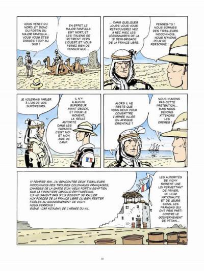 Page 5 Les scorpions du désert tome 5 (édition couleur 2014)