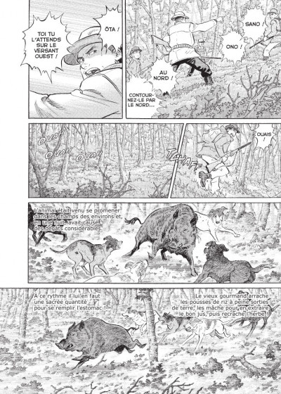 Page 2 Les enquêtes du limier tome 2