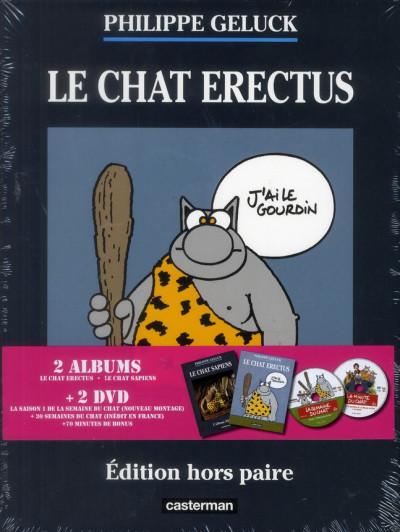 image de Le chat tome 17 - coffret édition spéciale