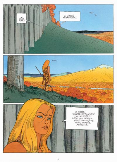 Page 2 Le monde d'Edena tome 3 - la déesse (édition 2012)