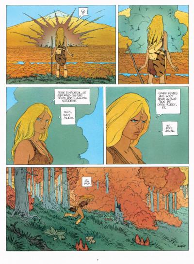 Page 3 Le monde d'Edena tome 3 - la déesse (édition 2012)