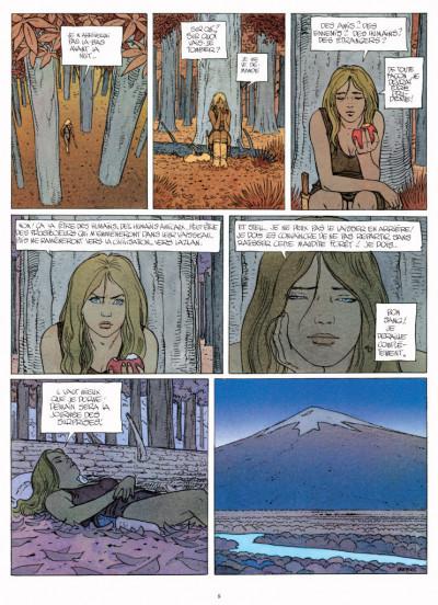 Page 4 Le monde d'Edena tome 3 - la déesse (édition 2012)
