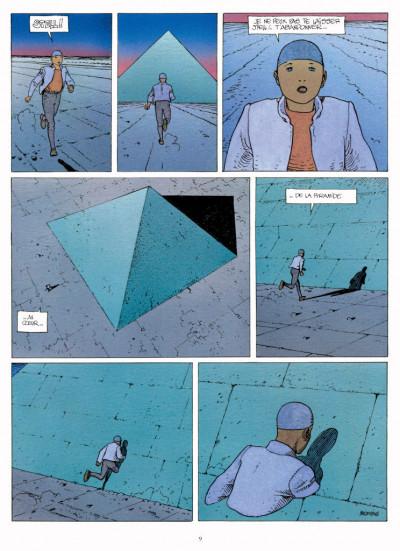 Page 5 Le monde d'Edena tome 3 - la déesse (édition 2012)