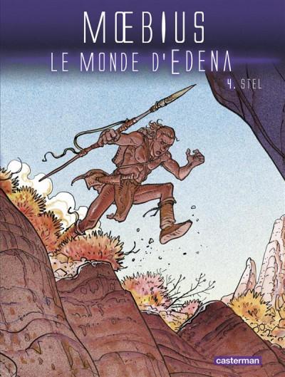 image de Le monde d'Edena tome 4 - Stel (édition 2013)