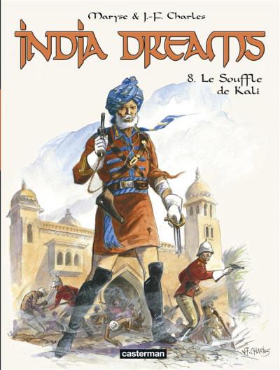 image de India dreams tome 8 - Le souffle de Kali