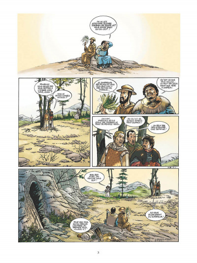 Page 4 Kaamelott tome 8