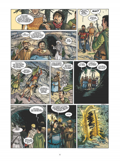 Page 5 Kaamelott tome 8