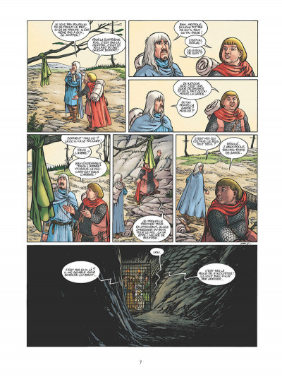Page 8 Kaamelott tome 8