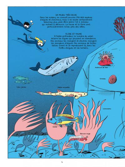 Page 2 Les sciences en BD - Les océans