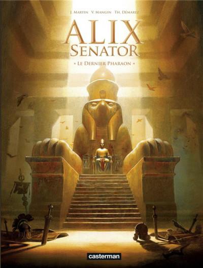 image de Alix Senator tome 2 - le dernier pharaon