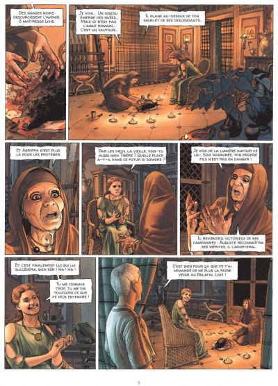 Page 3 Alix Senator tome 2